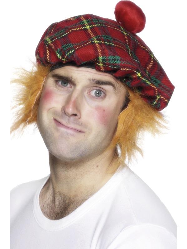 Scotish Tam-O-Shanter Hat