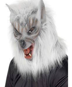 Mask - Grey Wolf