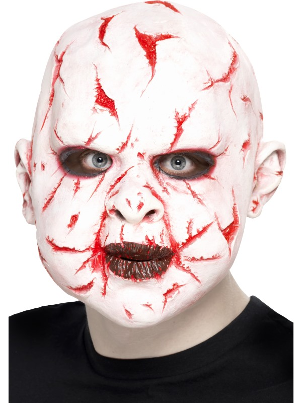 Scar Face Baby Mask