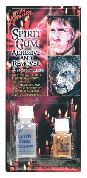 Spirit Gum + Remover