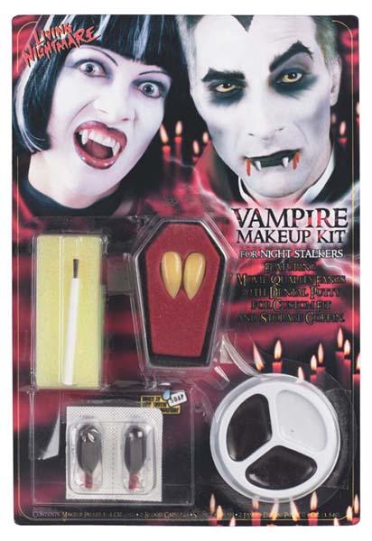 Dracula / Vampire Make up kit