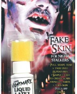 Liquid Latex - Fake Skin
