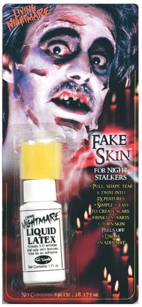 Liquid Latex - Fake Skin