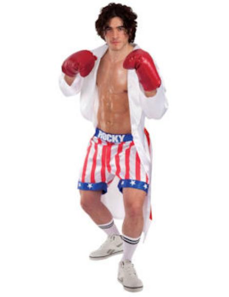 Rocky Boxers Costume