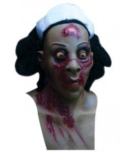 Horror Nurse Mask