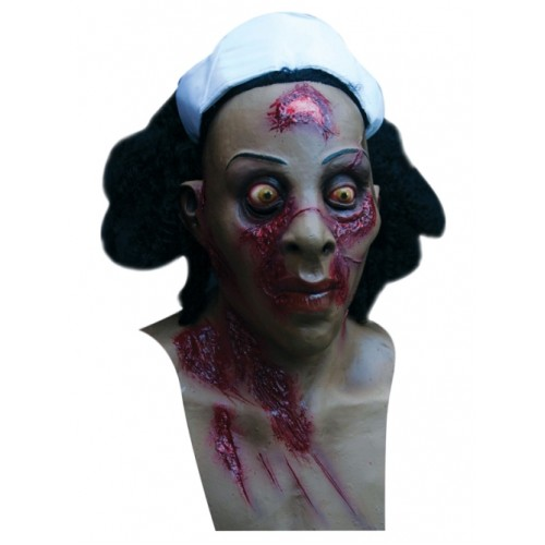 Horror Nurse Mask