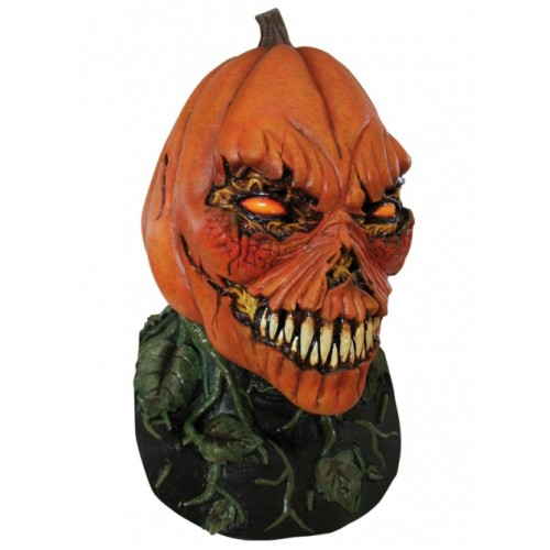 Possesed Pumpkin Mask