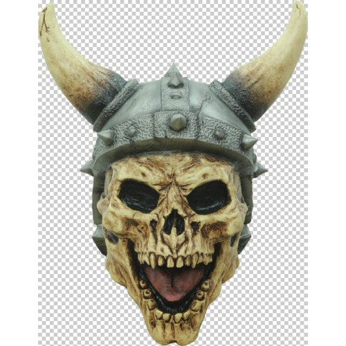 An Old York Resident - Viking Mask