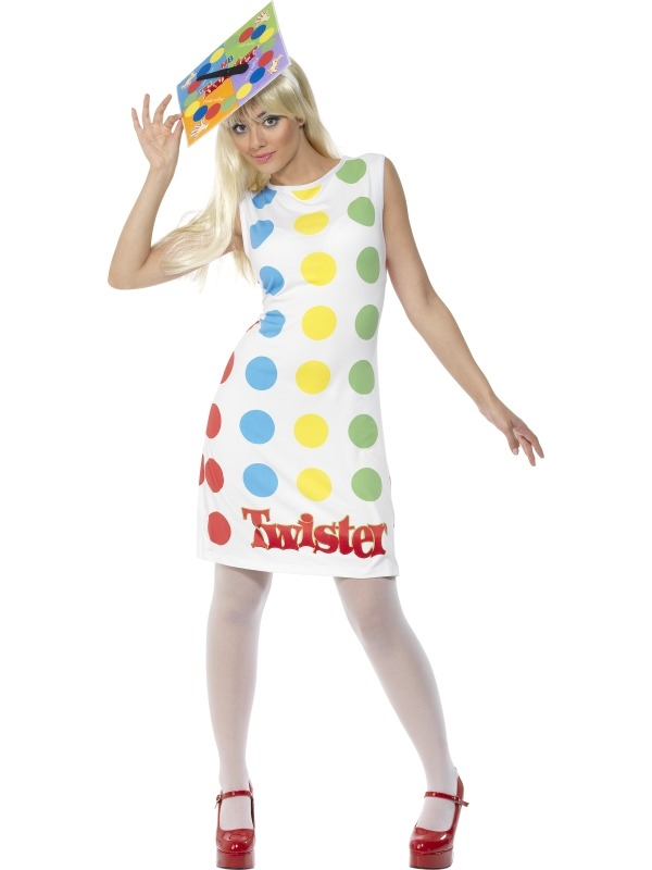 80's Twister Dress