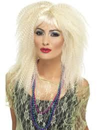 80's Crimp Wig