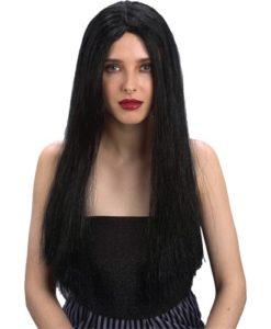 Classic - Long Black Wig