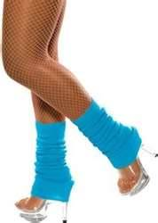 Leg Warmers - Blue