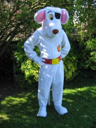 Charming Mascot U2013 80u0027s Danger Mouse U2013 For Hire