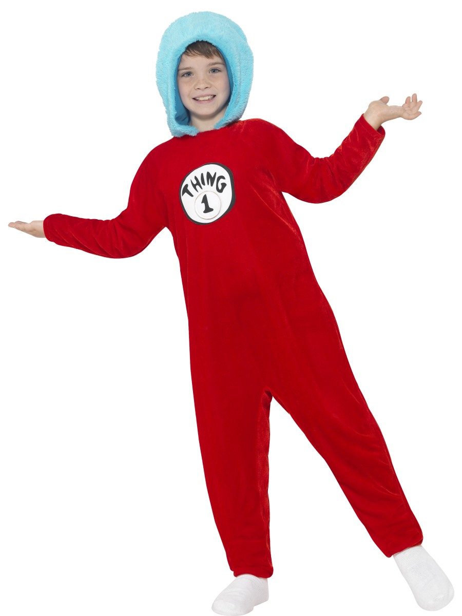 Thing 1 Or Thing 2 Costume Fantasy World