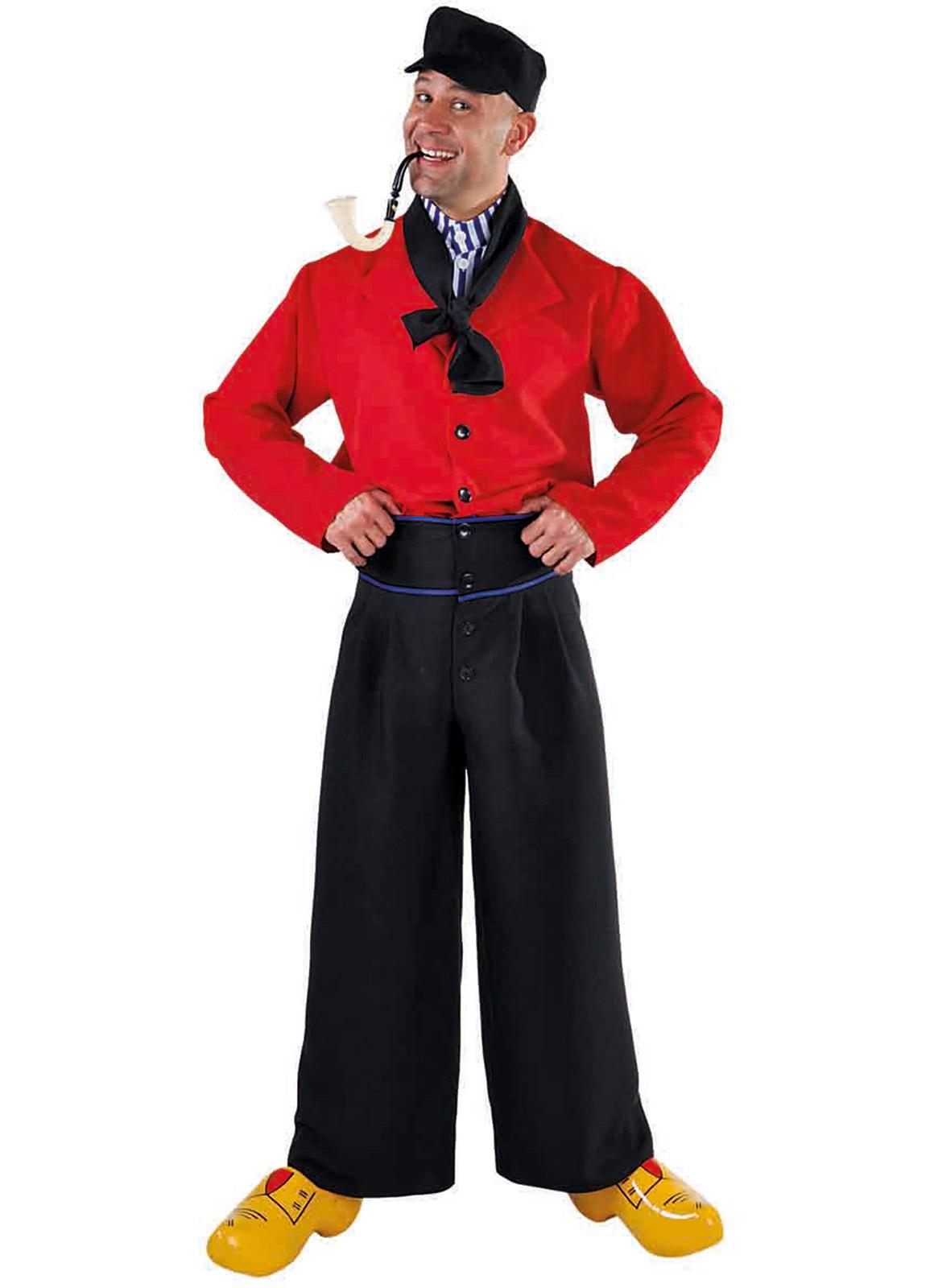 Deluxe Dutch Man Costume